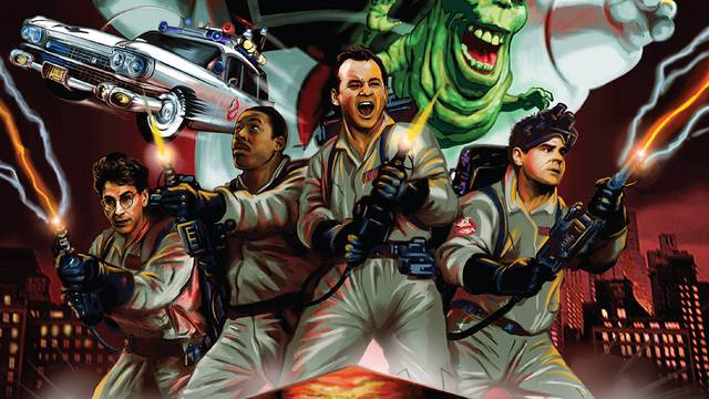 AVAILABLE TODAY: Ghostbusters: The Inside Story