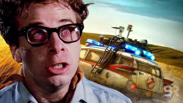 Bill Murray Misses Harold Ramis & Rick Moranis in Ghostbusters: Afterlife - Screen Rant