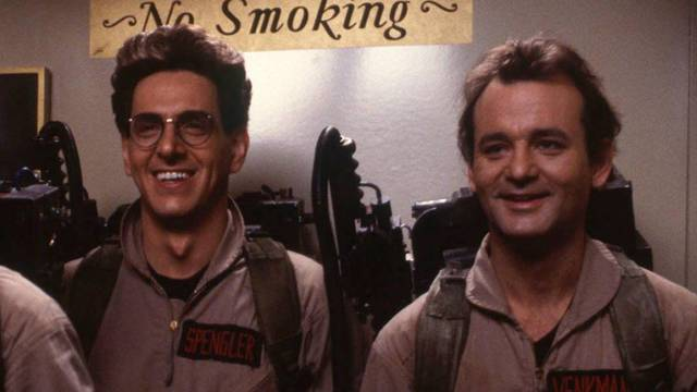 "Bill Murray says Harold Ramis and Rick Moranis will be ""greatly missed"" in 'Ghostbusters: Afterlife'"