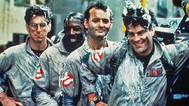 Bill Murray's Peter Venkman Died in the Original Ghostbusters 3 and More Details From Dan Aykroyd's Unfilmed Hellbent Script - IGN