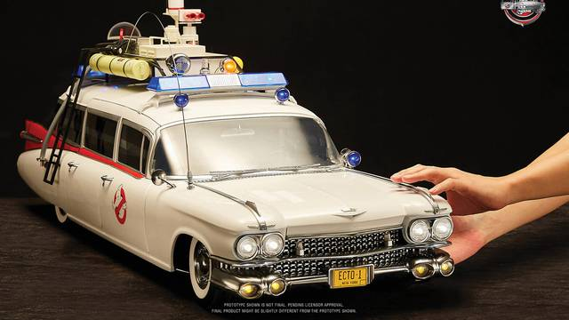 Blitzway's MASSIVE 1:6 scale Ghostbusters is now in stock! ORDER NOW!