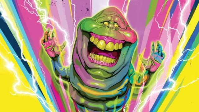 Boo! International artists haunt this deluxe new Ghostbusters: Artbook - SYFY WIRE