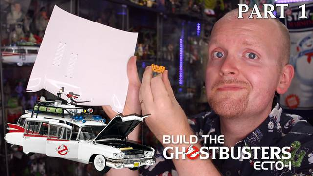 Build the Ghostbusters Ecto-1 – Part 1