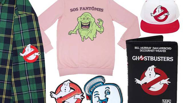 Cakeworthy's Ghostbusters clothing line just launched! ORDER NOW!