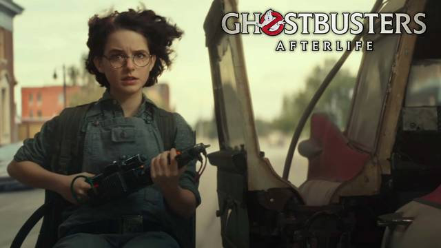 Cinemark's new Ghostbusters: Afterlife commercial hypes theater experience, shows new footage