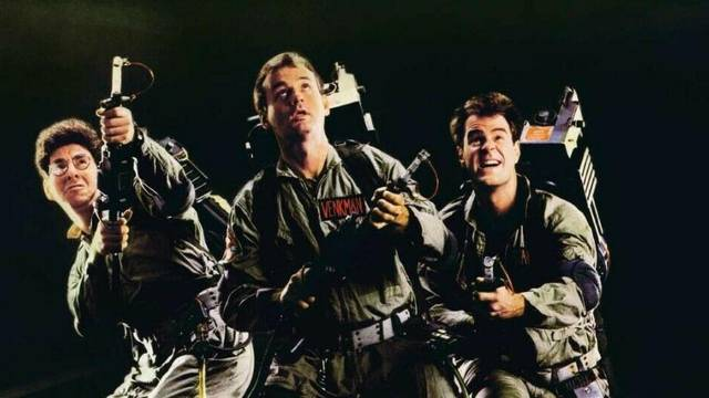 Classic Ghostbusters poster now available at Walmart
