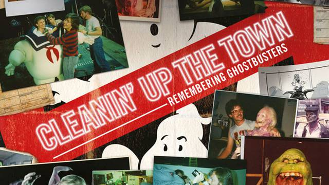 Cleanin' Up The Town: Remembering Ghostbusters disponibile in Italia