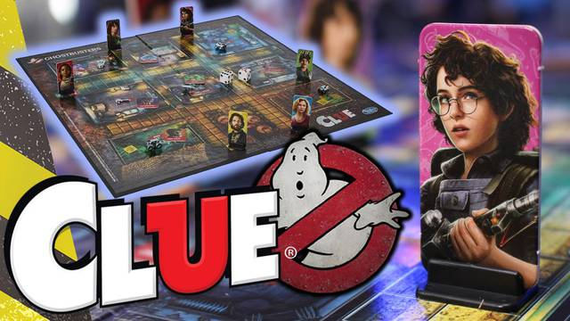 Clue: Ghostbusters Edition (unboxing)