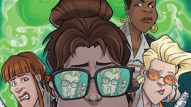 Comic Book Preview - Ghostbusters: 35th Anniversary: Answer the Call Ghostbusters - Flickering Myth