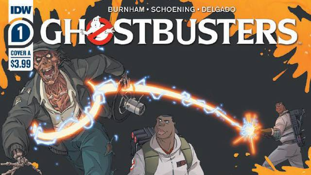 Comic preview - Ghostbusters: Year One # 1 - magviral