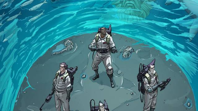 Comics: Ghostbusters celebrates 35 years; DC teases new imprints; Oeming launches Dick Tracy series - SYFY WIRE