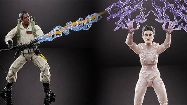 Cool Stuff: New Hasbro Ghostbusters Figures Go for Classic Characters /Film - /FILM