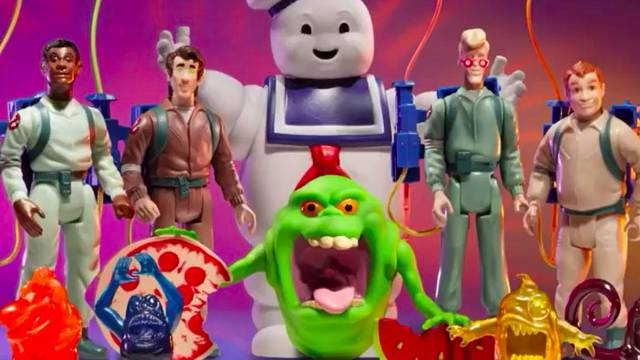 Cool Stuff: The Real Ghostbusters Action Figures & More Returning - /FILM