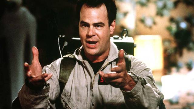 Dan Aykroyd's first public comment on new Ghostbusters film