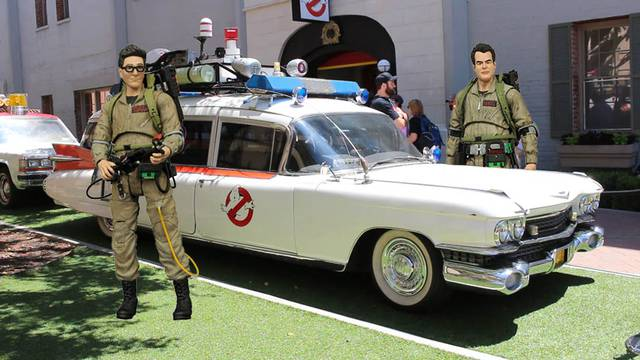 """Diamond Select Toys currently """"working on"""" Ghostbusters Ecto-1!"""