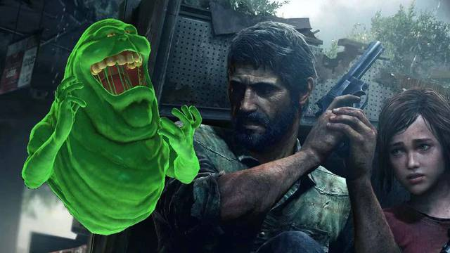 Did you know that The Last of Us voice actor Troy Baker played Slimer in Ghostbusters: The Video Game?