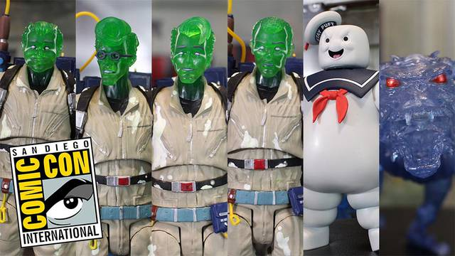 EARLY REVIEW: SPECTRAL GHOSTBUSTERS BOX SET! (SDCC EXCLUSIVE)