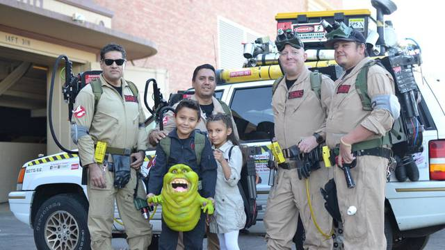 El Paso Ghostbusters: more than a group with cool gear