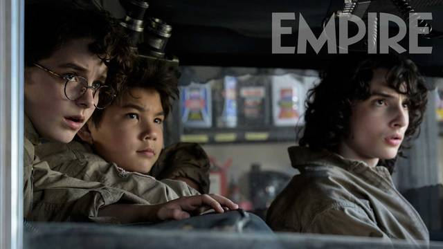 Empire Magazine First Look at Ghostbusters Afterlife