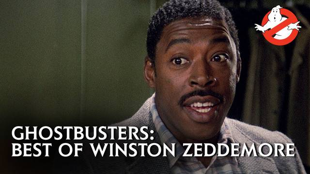 Enjoy the best Ernie Hudson moments from Ghostbusters