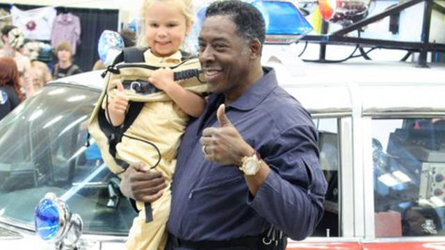 "Ernie Hudson has to dispel rumors yet again: ""I have not signed on to do Ghostbusters 3"""
