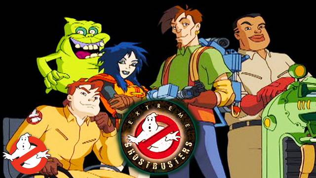 Extreme Ghostbusters will begin streaming on YouTube next week!
