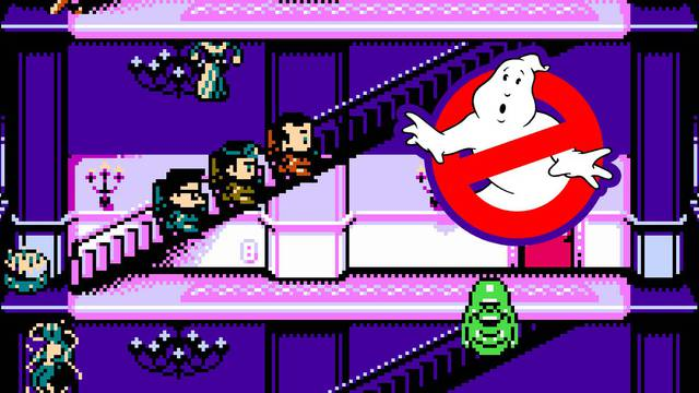 Fan-made NES Ghostbusters video game remaster actually makes the game fun