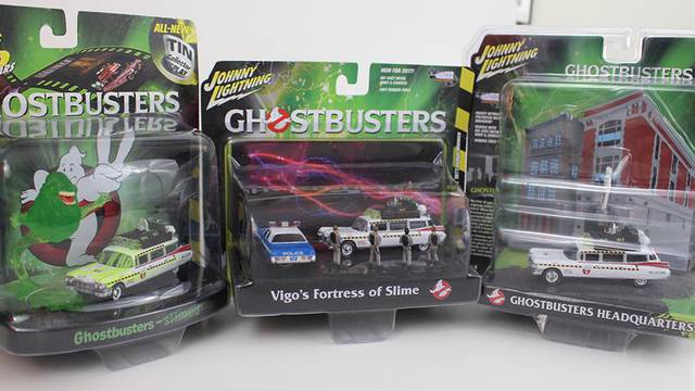FAN MAIL FRIDAY: Ghostbusters Ecto-stravaganza!