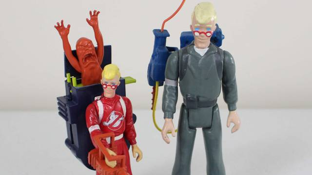 FAN MAIL FRIDAY: Unbelievable custom Real Ghostbusters figures!