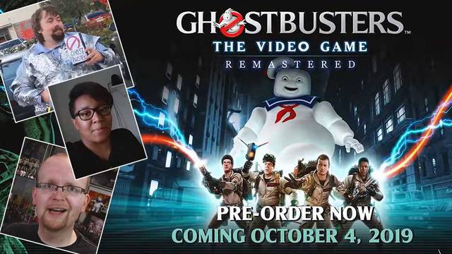 Fans relive their favorite Ghostbusters: The Video Game moments in new trailer