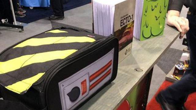 FIRST LOOK: Ghostbusters Ghost Trap lunch bag + more!