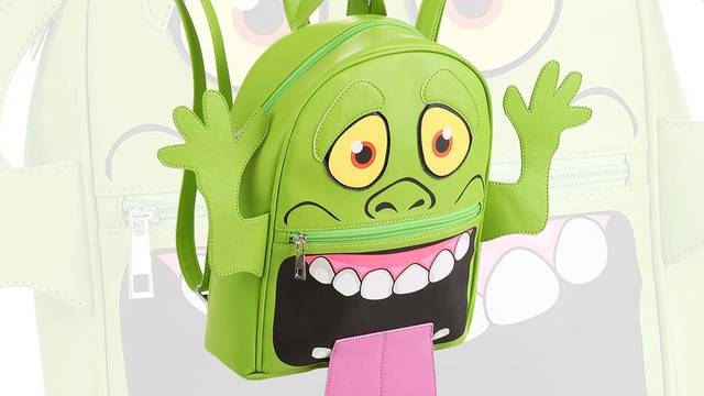 FIRST LOOK: Ghostbusters Slimer Trick-or-Treat Tote