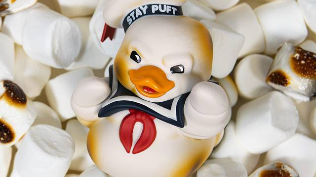 FIRST LOOK: Ghostbusters Stay Puft Burnt Tubbz vinyl figure + pre-orders now available!