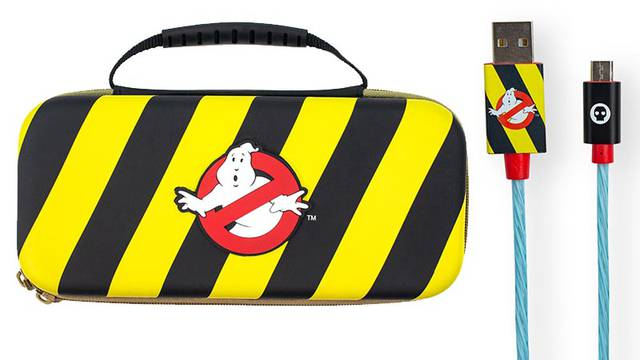 FIRST LOOK: Ghostbusters themed gaming accessories!
