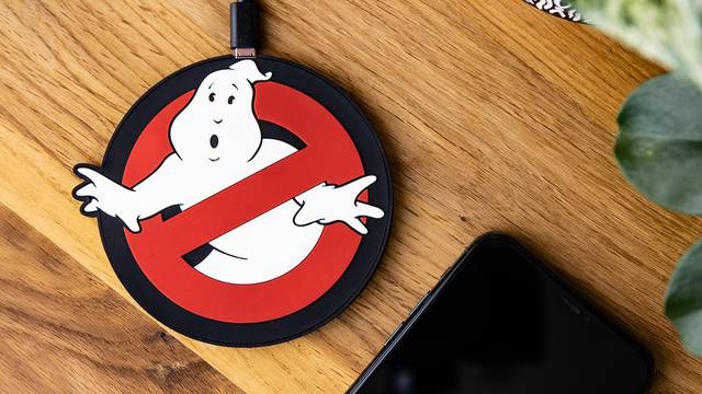 FIRST LOOK: Ghostbusters wireless charging mat + pre-orders now available!