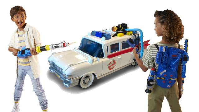 FIRST LOOK: Hasbro's upcoming Ghostbusters: Afterlife role playing toys!