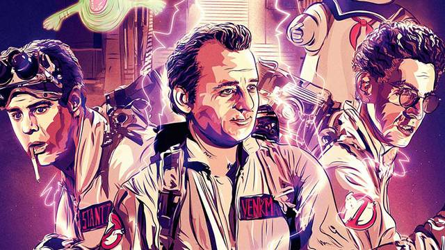 FIRST LOOK: Inside the pages of the upcoming Ghostbusters: Artbook