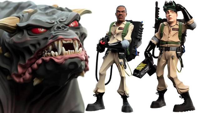 FIRST LOOK: New Ghostbusters figures coming from Weta Workshop