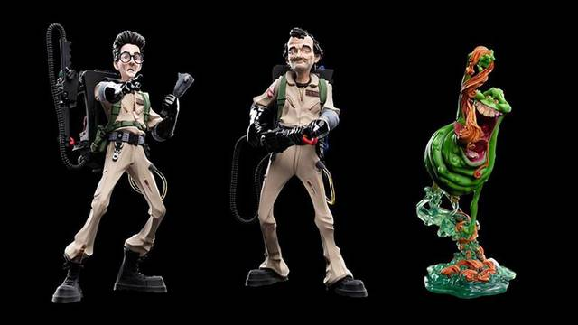 FIRST LOOK: New Ghostbusters figures expected to hit early next year!