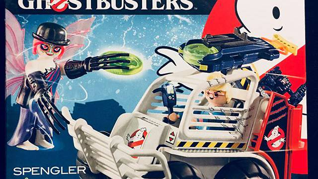First they brought you #Ghostbusters and Ghostbusters 2 NOW @playmobil is taking on #therealghostbusters ! Here's a sneak peek at #spengler