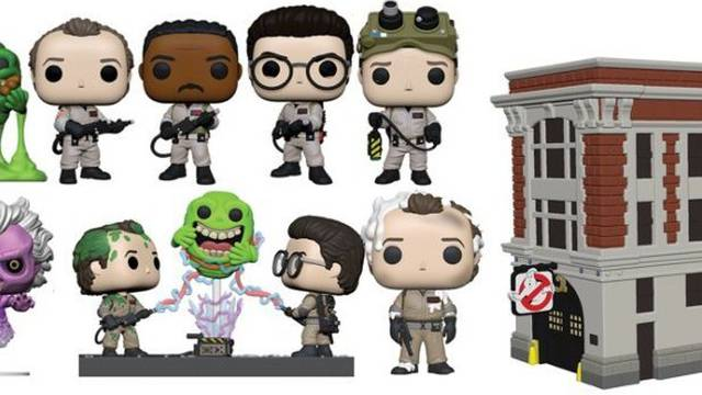 Funko Just Announced a Massive Wave of Classic 'Ghostbusters' Pop Figures - Comicbook.com