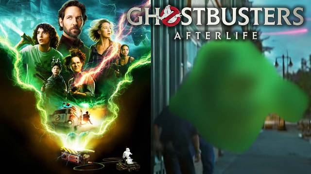 German Ghostbusters: Afterlife trailer reveals a HUGE surprise ghost!
