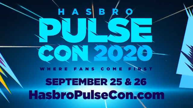 Get Ready for PulseCon 2020 - Hasbro's First Livestream Virtual Event