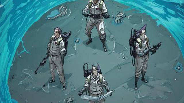 Ghostbusters 35th anniversary comic event kicks off today!