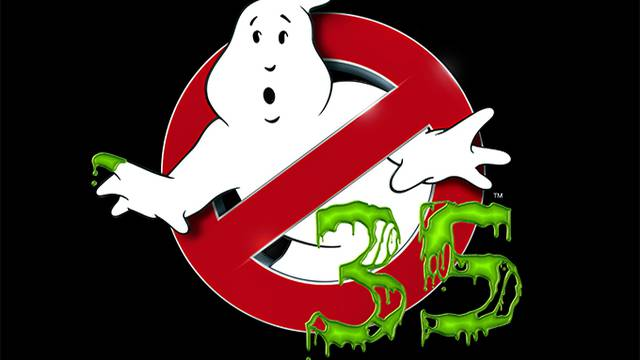 Ghostbusters 35th anniversary logo revealed + official website getting relaunched