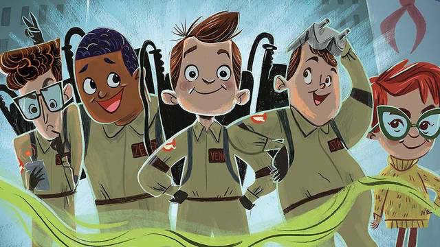 Ghostbusters: A Paranormal Picture Book now up for pre-order