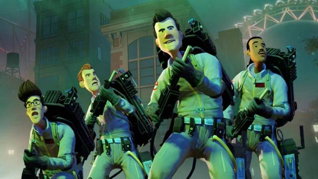 Ghostbusters add-on now available for Planet Coaster Console Edition