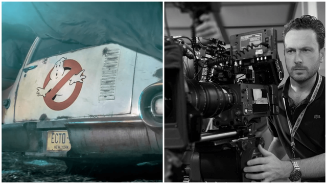 'Ghostbusters' Adds Cinematographer Eric Steelberg ('Up in the Air,' 'A Quiet Place') - Geeks World Wide