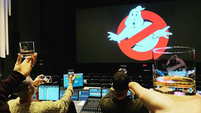 Ghostbusters: Afterlife appears to have finished post-production as director and crew celebrate