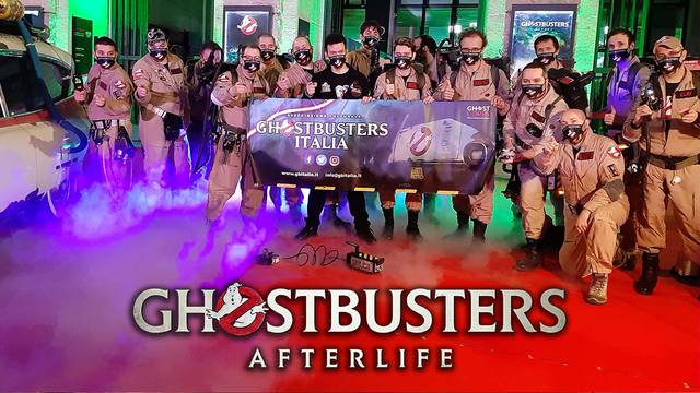 Ghostbusters: Afterlife just had its European premiere at Rome Film Fest